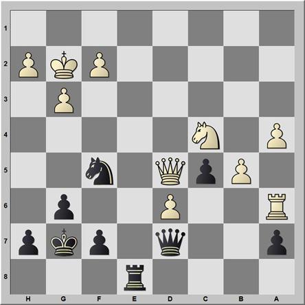 Posición 125: Ivkov - Garcia