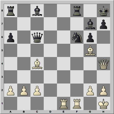Posición 127: Kovalev - Chuchelov