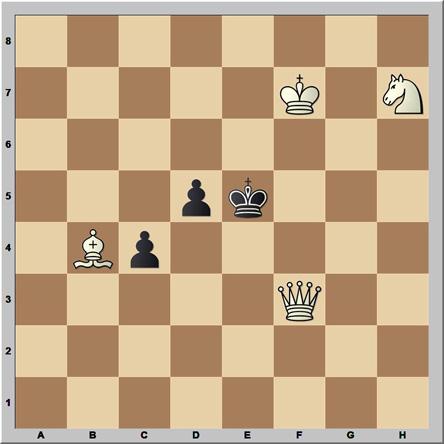 Mate en 2 - problema 126