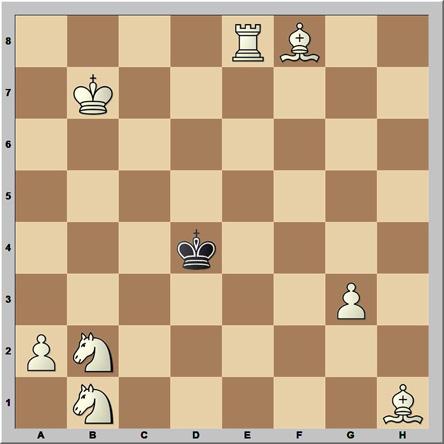 Mate en 2 - problema 134