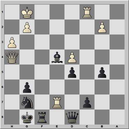 Posición 138: Sokolov - Timman