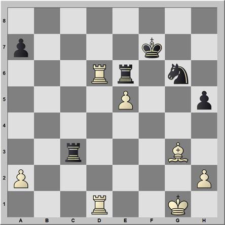 Posición 139: Dautov - Stefansson