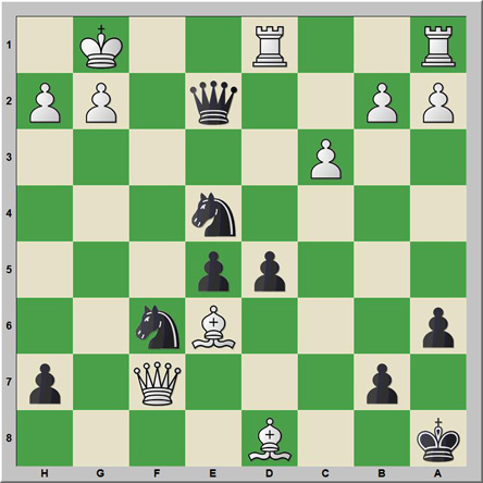 Sólo mates 104: Steenbergen – Jonitz