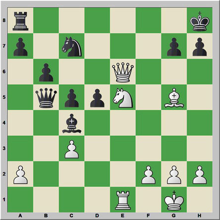 Sólo mates 118: Glaser – Antusch