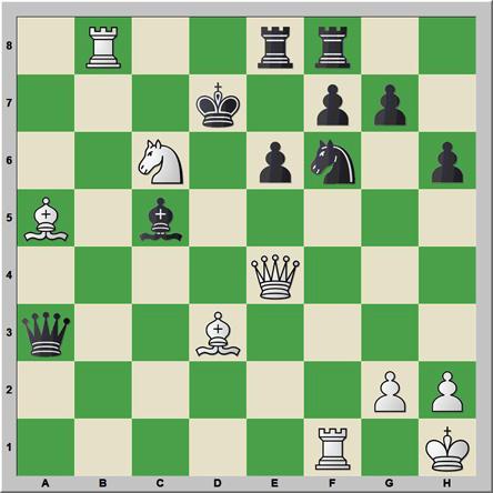 Sólo mates 126: Diemer – Marmoud