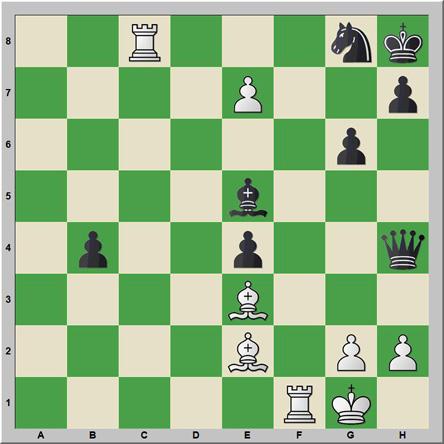 Sólo mates 142: Mortensen – Sahl