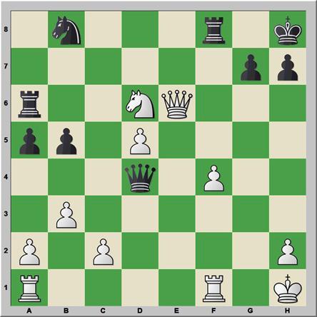 Sólo mates 146: Danilovska – Nordhaug