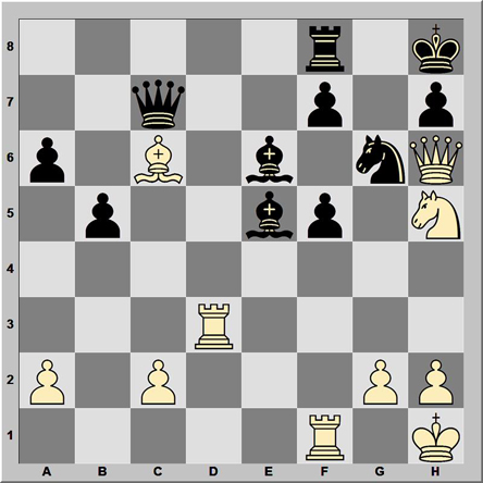 Posición 165: Volokitin - Predojevic