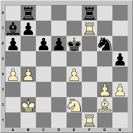 Posición 184: Klekowski - Macieja