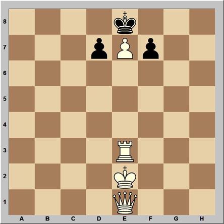 Mate en 2 - problema 137