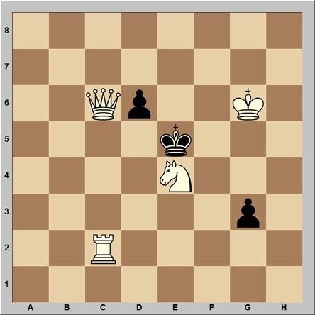 Mate en 2 - problema 139