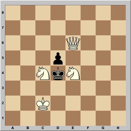 Mate en 2 - problema 146