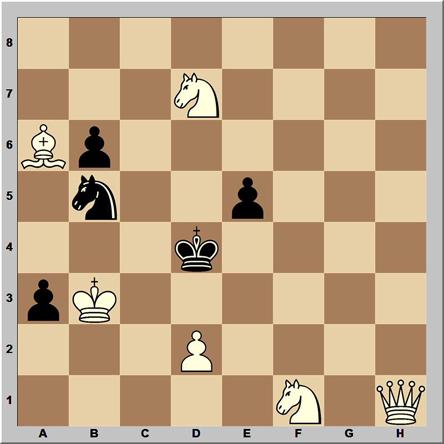 Mate en 2 - problema 151