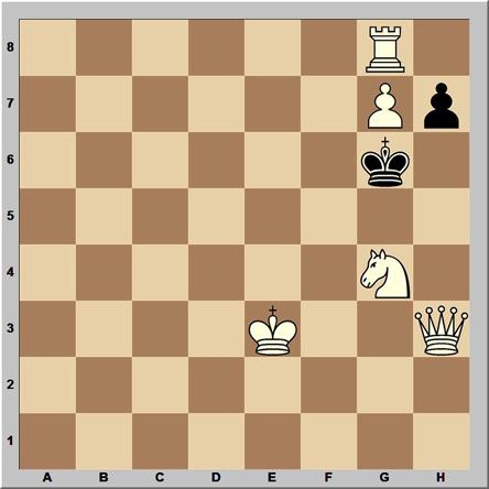 Mate en 2 - problema 152