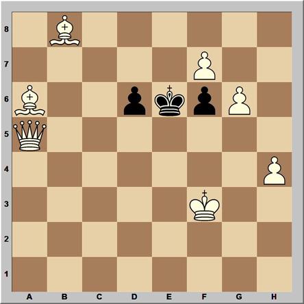 Mate en 2 - problema 156