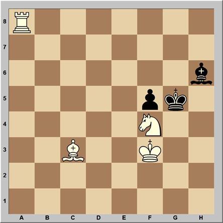 Mate en 2 - problema 158