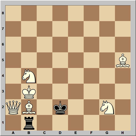 Mate en 2 - problema 159