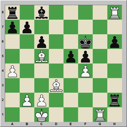 Mate 165: Fischer – Grawunder